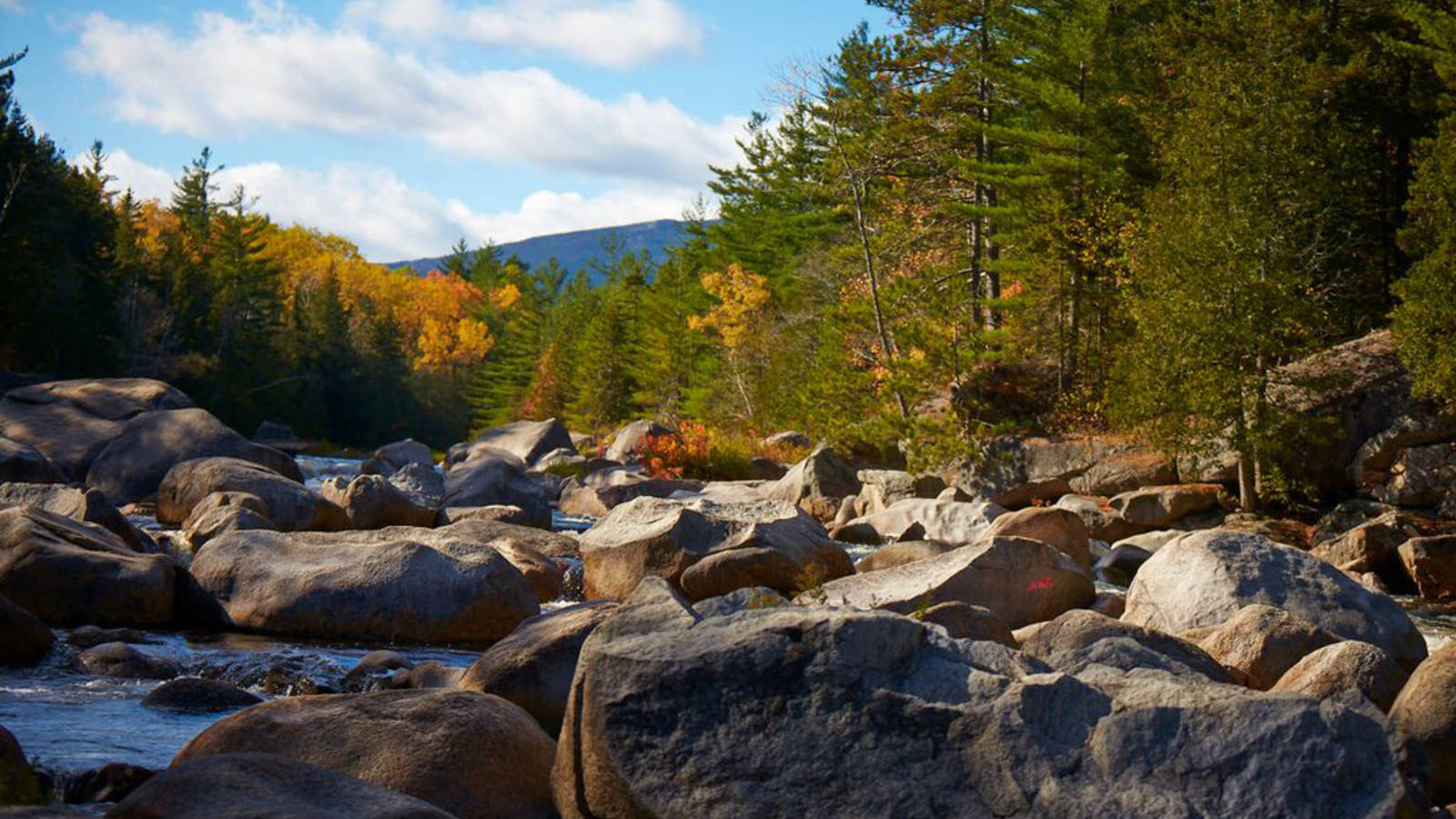 Interior Secretary Jewell Applauds President's Designation of the First National Monument to Preserve Landscape, History & Culture of Maine's North Woods