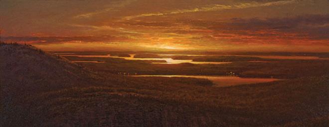 Last Light: Mount Desert Island