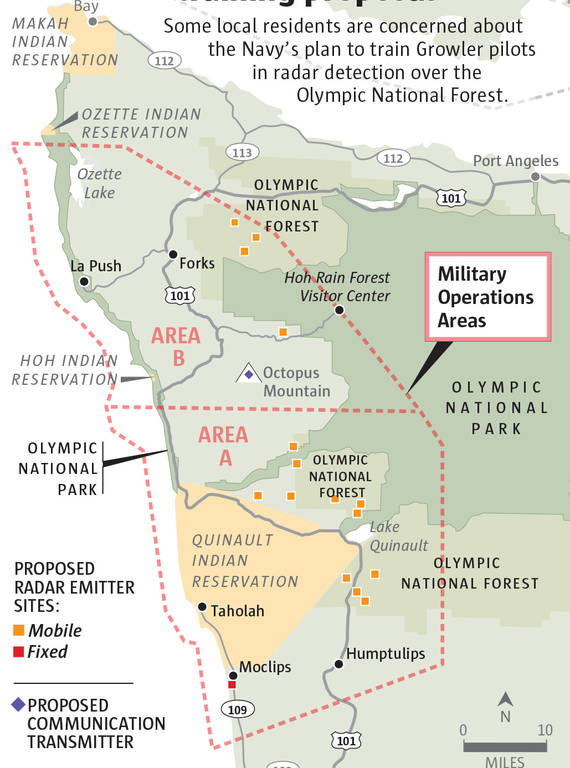 Save the Wild Natural Sounds of the Olympic Peninsula · National ...