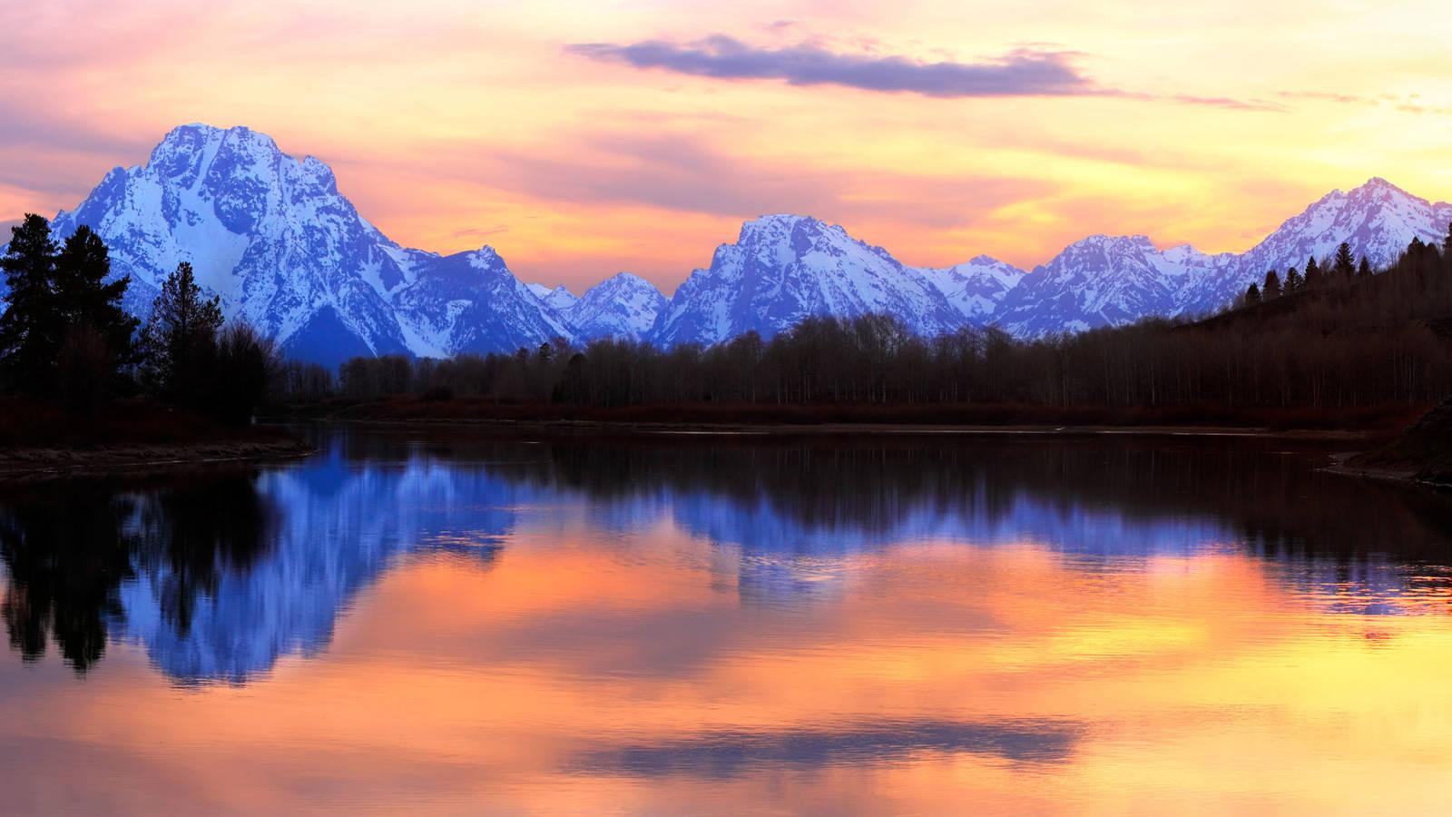 Essence of Yellowstone and Grand Teton