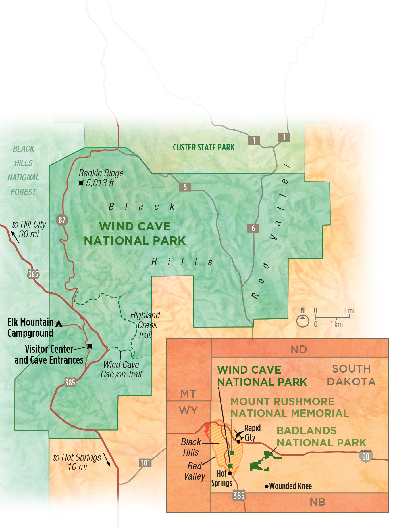 Prairie Portal National Parks Conservation Association