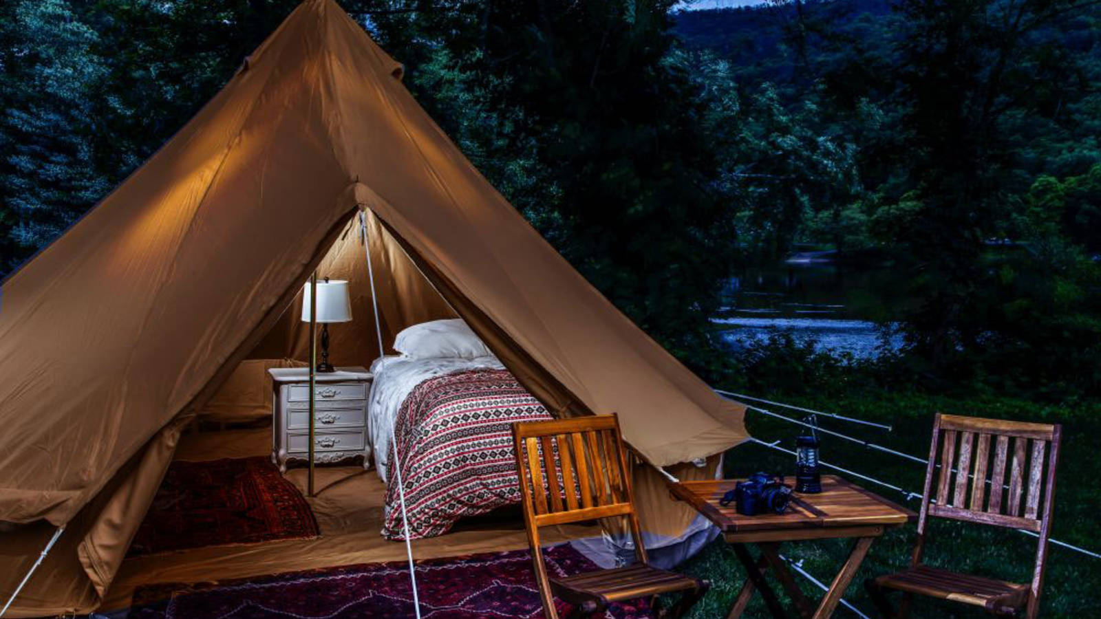 Need An Escape 10 Cozy Places To Stay In National Parks