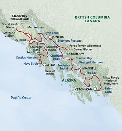 Alaska Fjords & Glaciers · National Parks Conservation Association