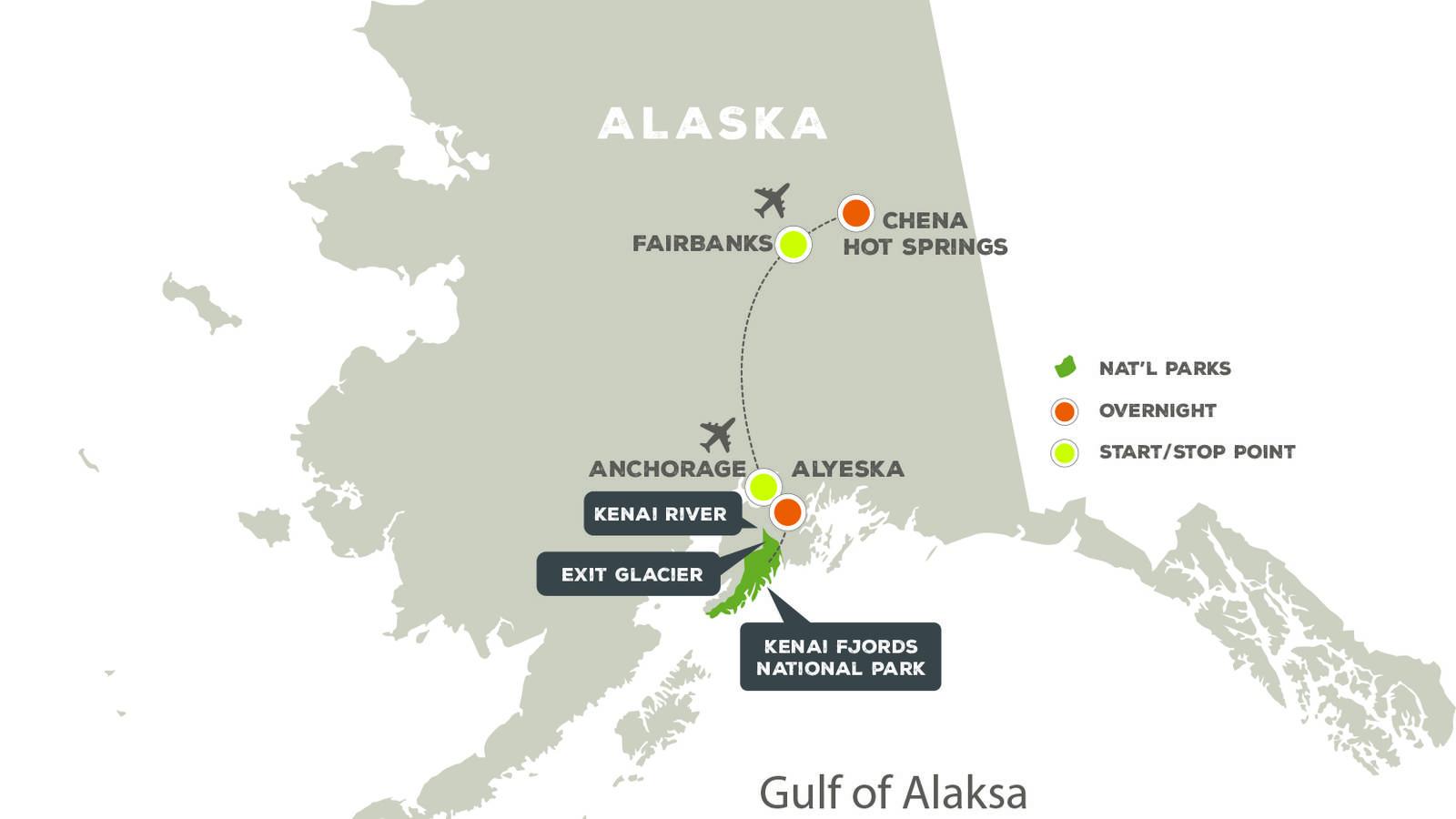 alaska u0027s winter magic national parks conservation association