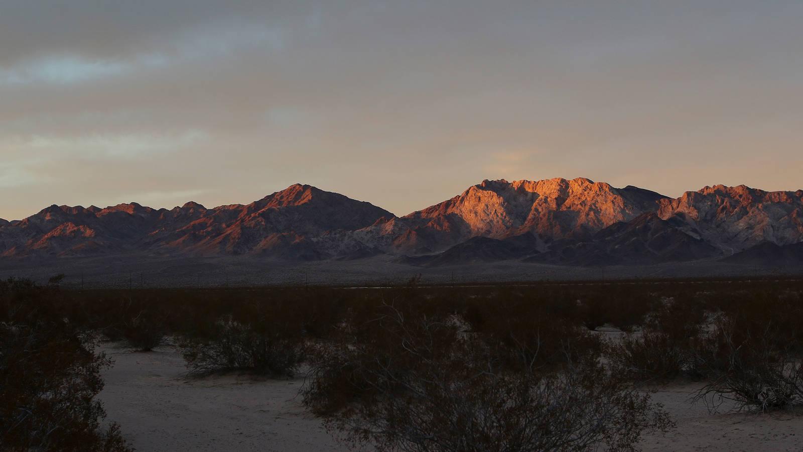 California Legislation Protects Desert, Calls Water Mining Proposal Into Question