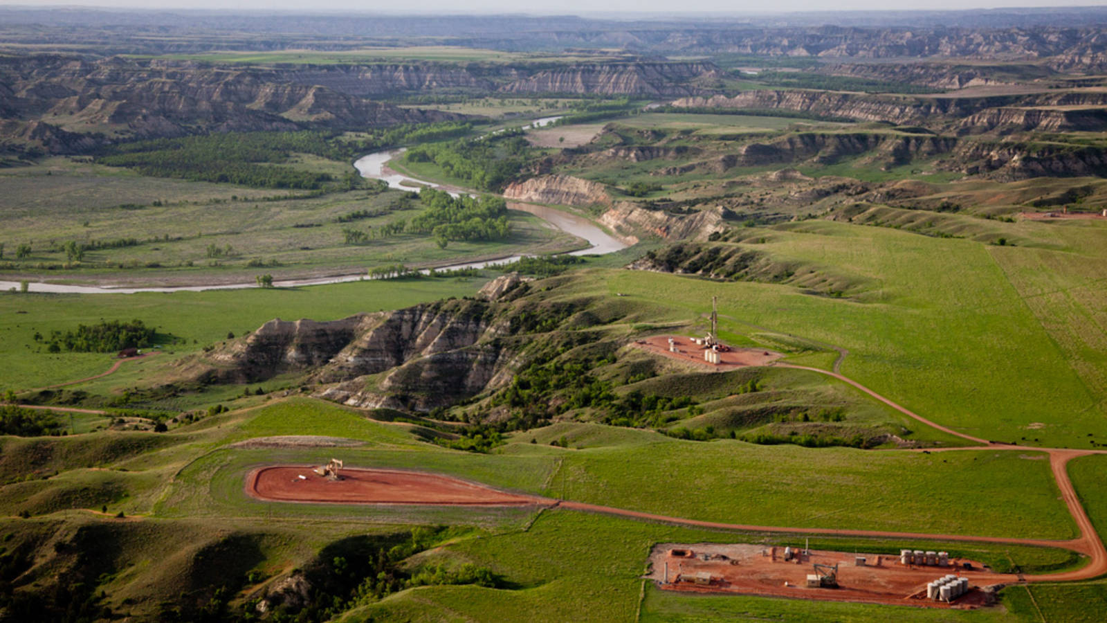 Missouri Driving Record >> Oil and Gas Development at Theodore Roosevelt National Park · National Parks Conservation ...