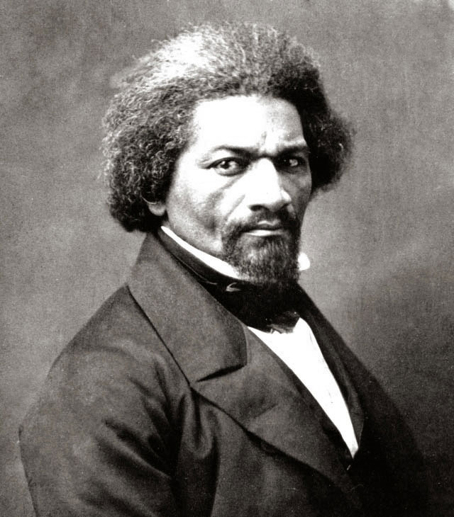 The early life and times of fredrick douglass the political activist