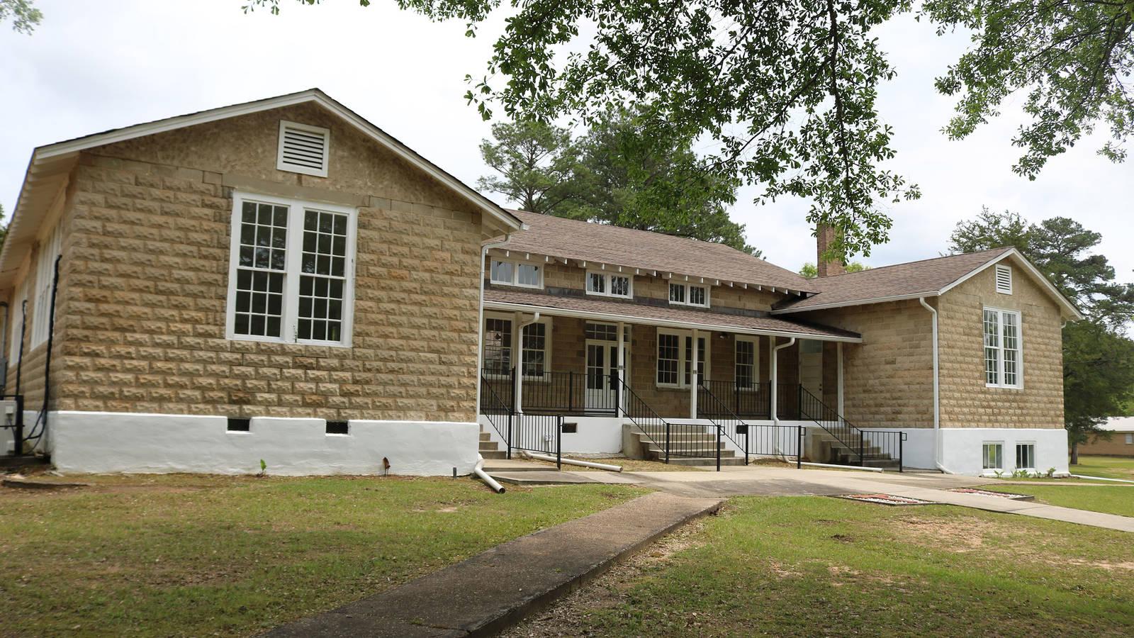 <p>The Prentiss Institute in Mississippi.</p>