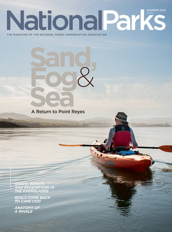 Summer 2015 magazine cover