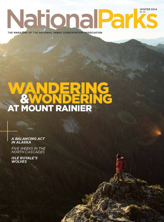 Winter 2014 magazine cover