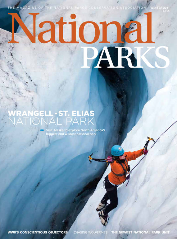 Winter 2011 magazine cover