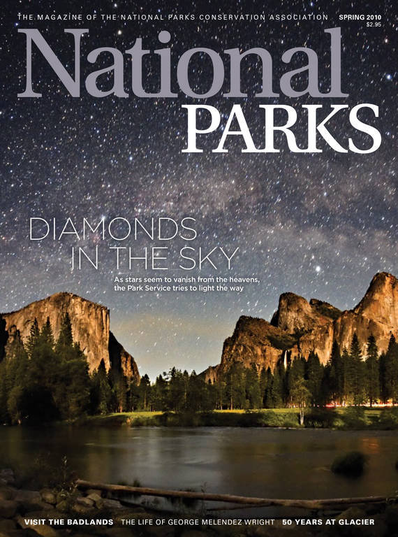 Spring 2010 magazine cover