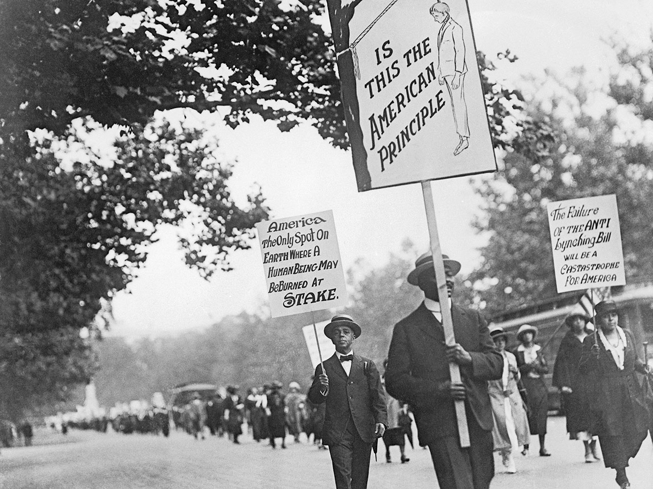 1922 Protest