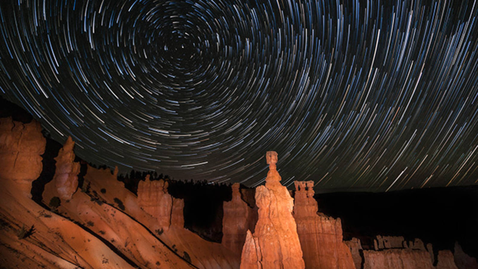 Chaco Culture National Historical Park Night Sky