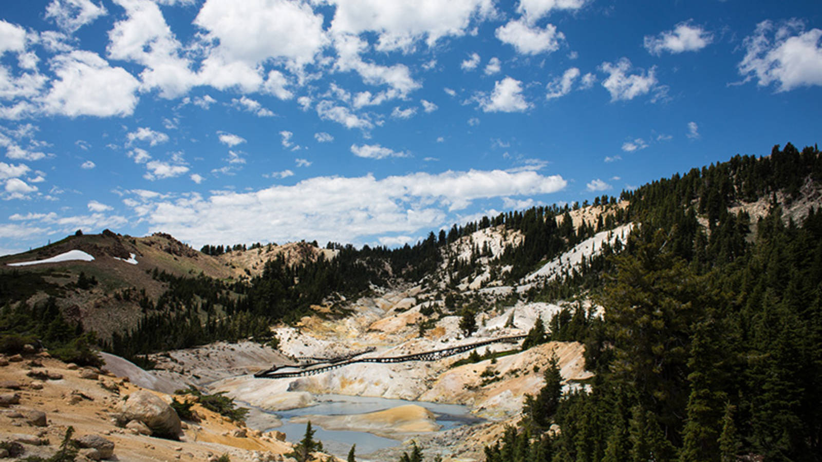 Lassen Volcanic · National Parks Conservation Association