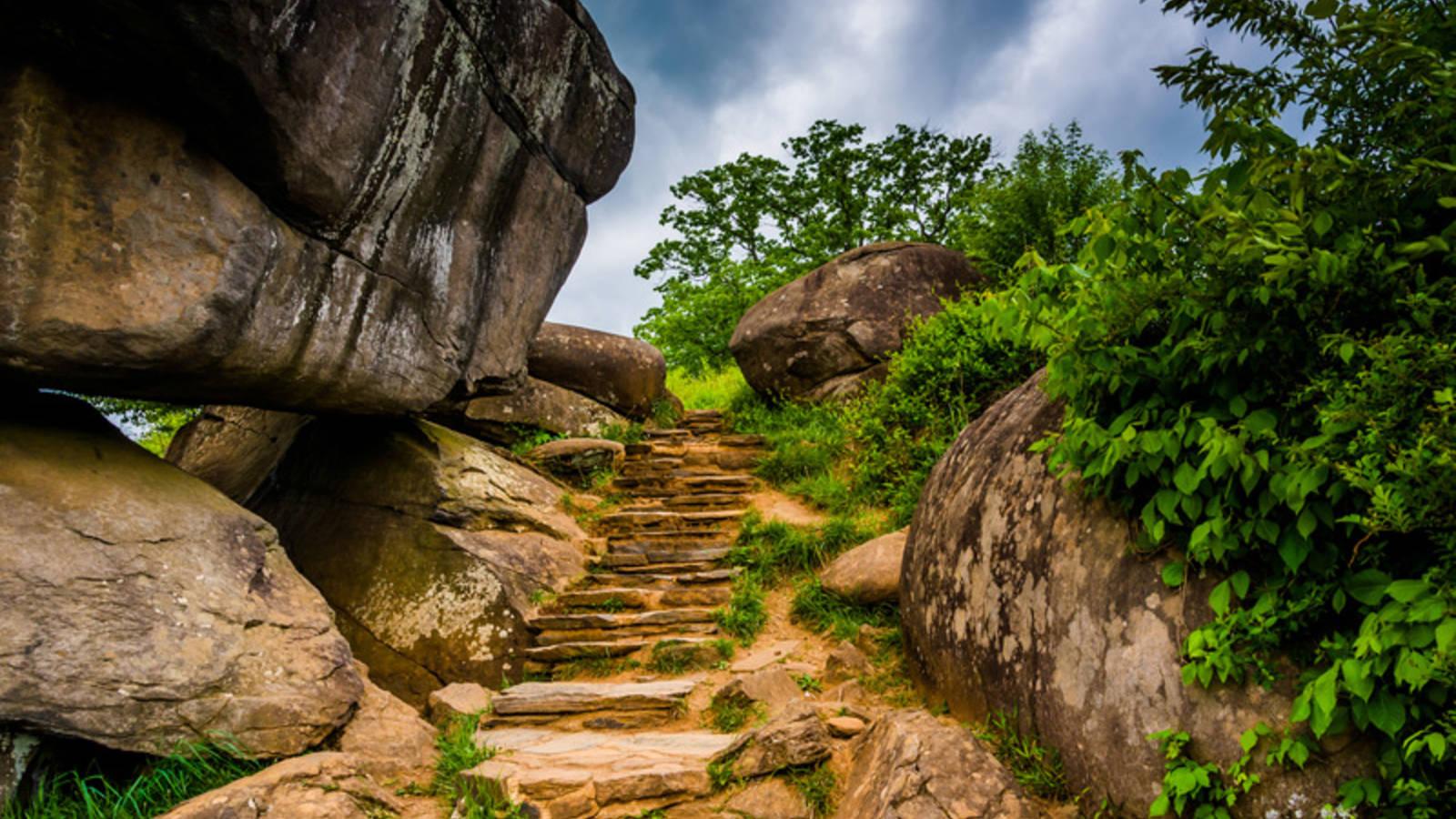 9 Spooky National Park Sites · National Parks Conservation