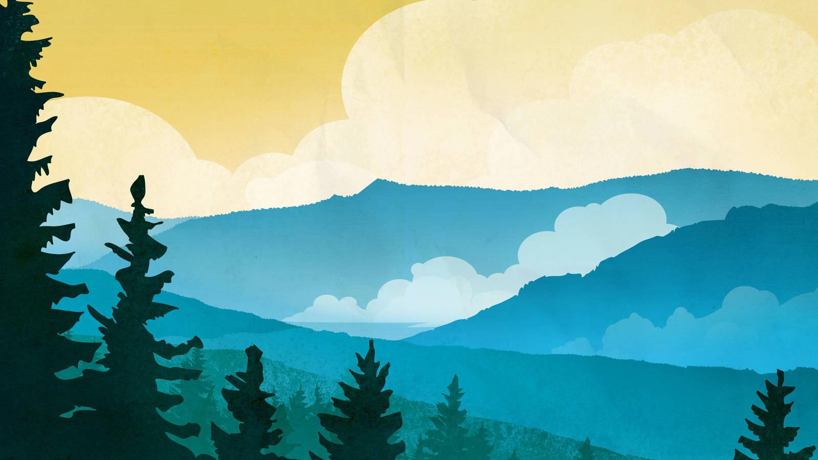See National Parks Through Artists Eyes National Parks Conservation Association