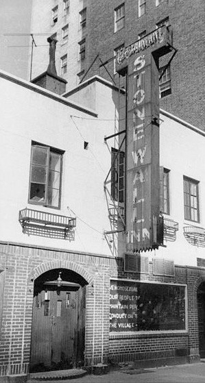The Stonewall Inn after the rebellion in 1969